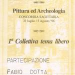 CONCORDIA SAGITTARIA 1995/96