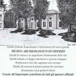 MUSEO ARCHEOLOGICO DI ODERZO 24/05)8 IL GAZZETTINO E TRIBUNA TV
