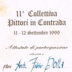 1999 CONEGLIANO