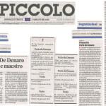 LA SCOMPARSA DEL MAESTRO DI INCISIONE dr. FURIO DE DENARO