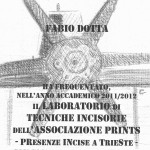 2012_ATTESTATO PRINTS TRIESTE