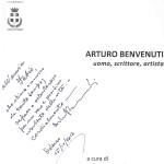 2012_DEDICA DELL'ARTISTA E CRITICO D'ARTE ARTURO BENVENUTI