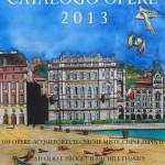 COPERTINA DEL CATALOGO DI 103 OPERE DEL 2013