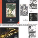 CATALOGO BULGARO E PIEMONTESE CON LE INCISIONI PUBBLICATE