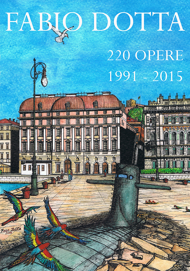 COPERT. LIBRO FABIO DOTTA 1991_2015 220 OPERE alleg