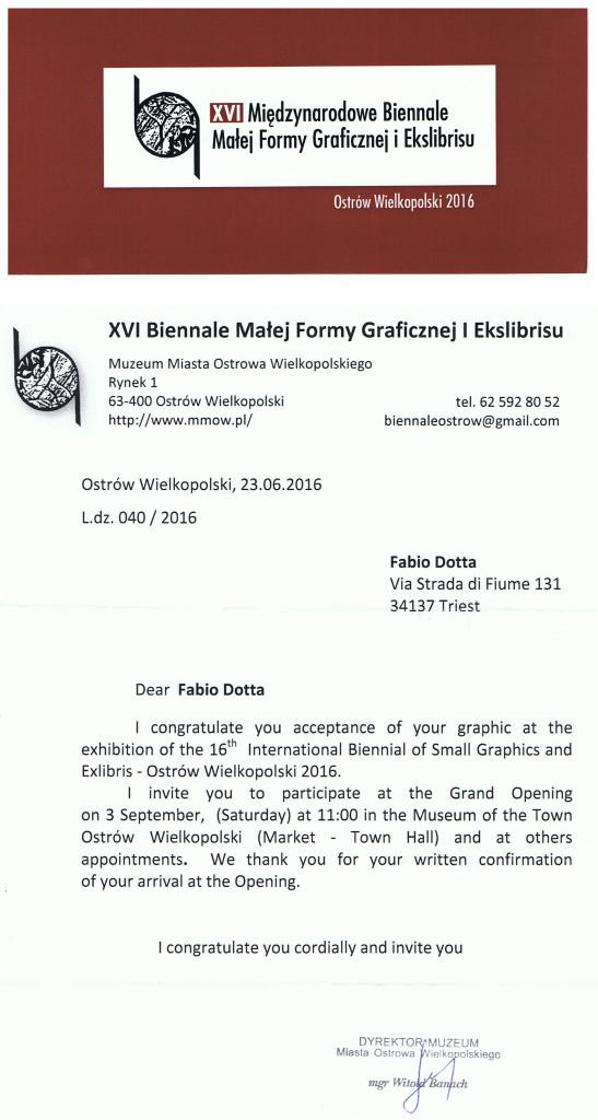 2016 OSTROW W. (POLONIA)