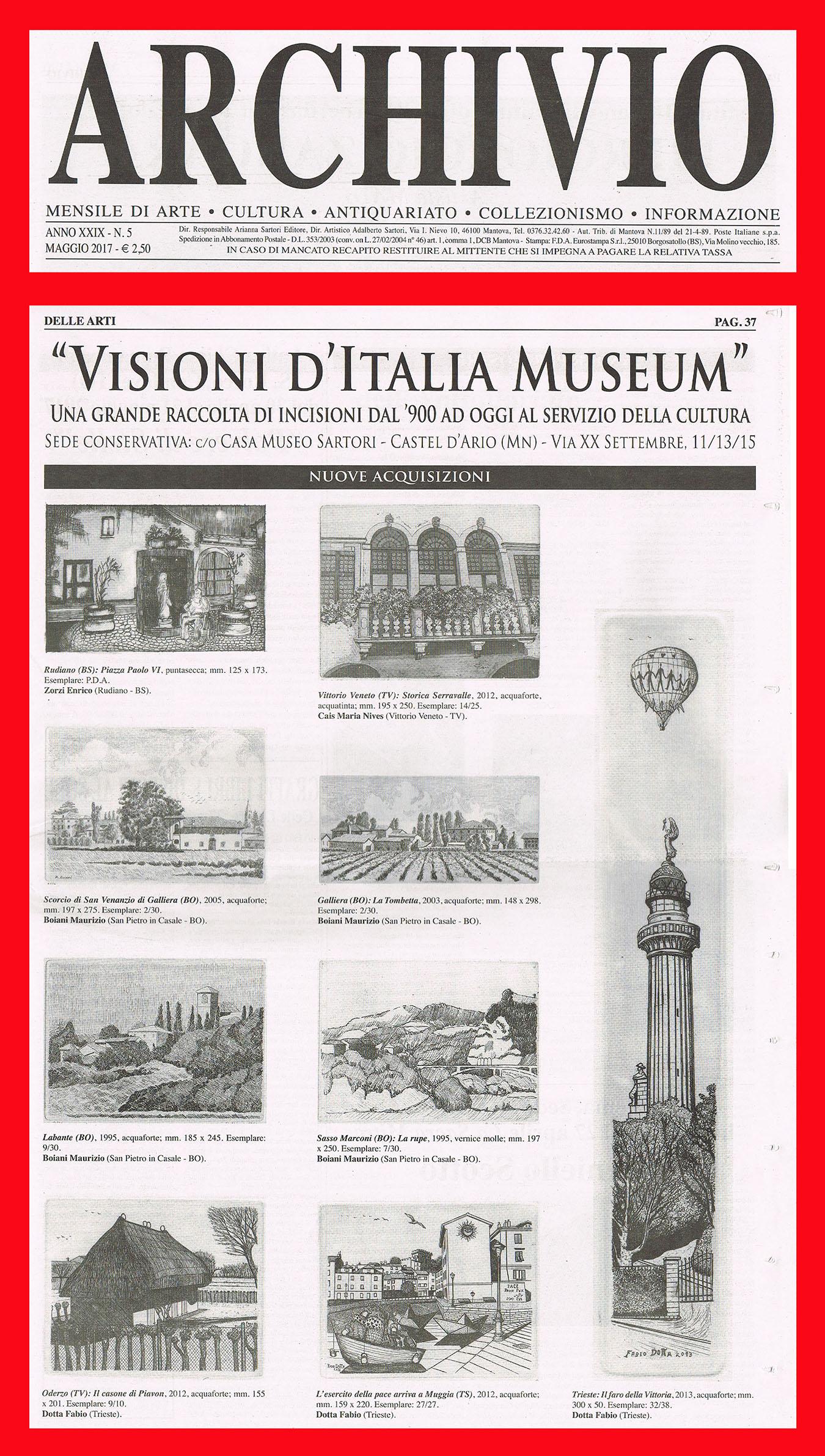 VISIONI D'ITALIA MUSEUM_MAGGIO 2017_FABIO DOTTA