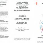 2017_INSIEME ARTISTICAMENTE