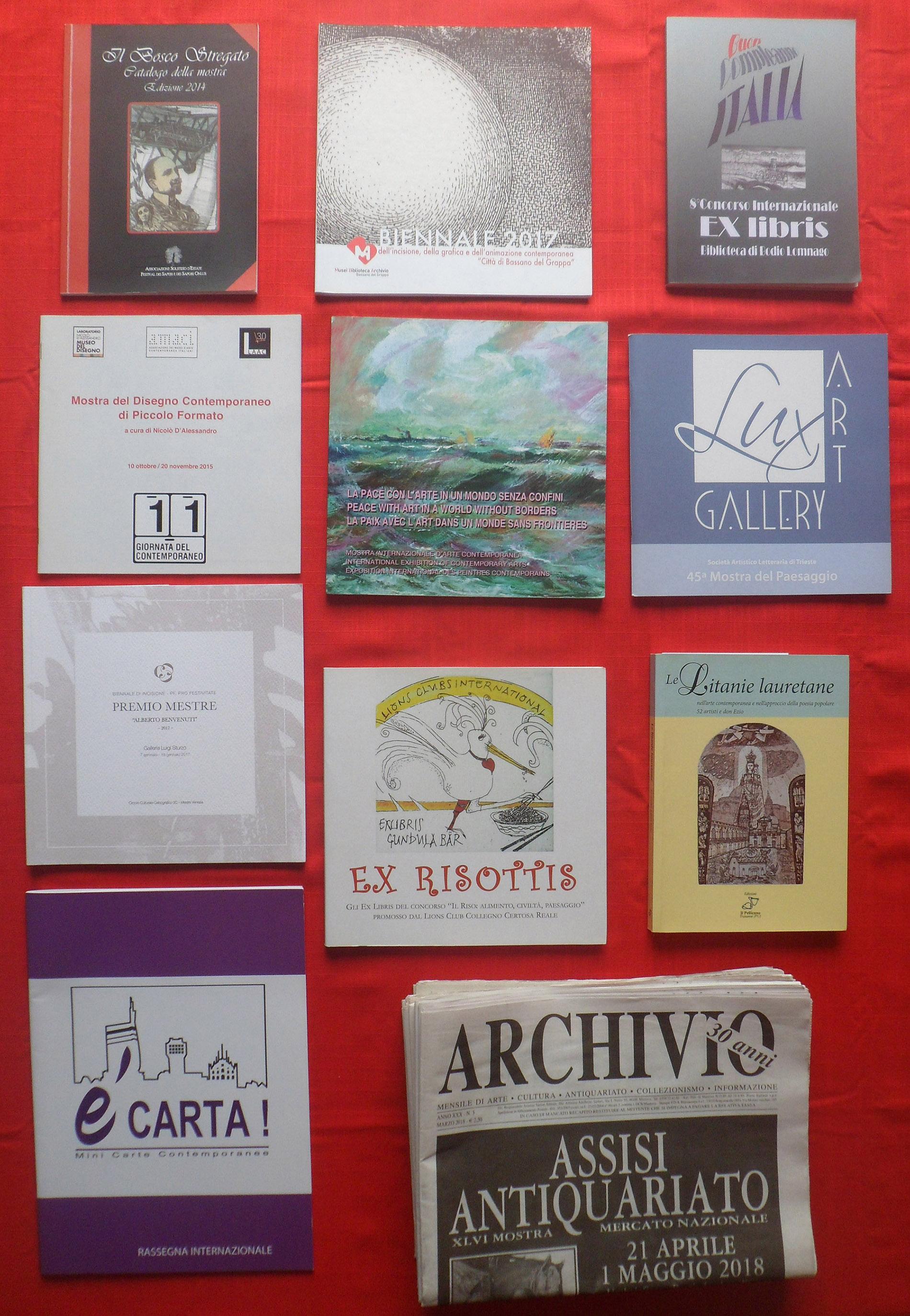 FABIO DOTTA LIBRI PUBBLICATI IN ITALIA