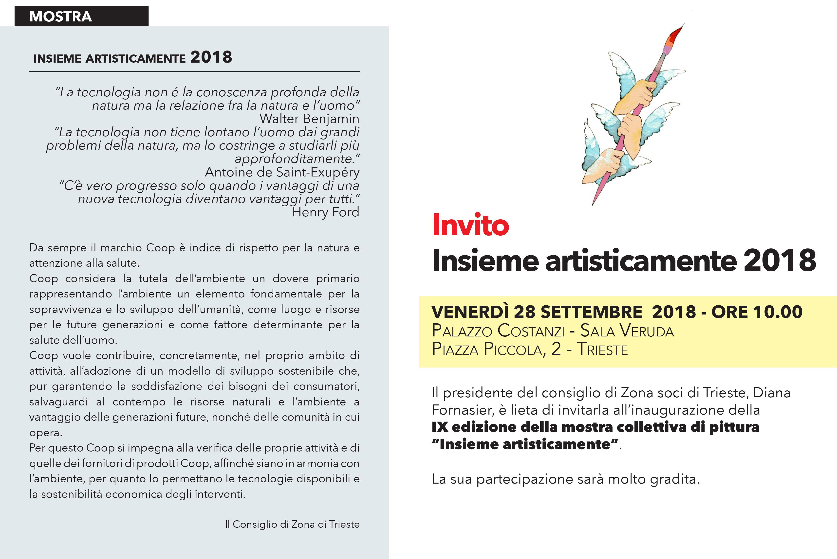 TRIESTE 2018 Invito Insieme Artisticamente - Copia-1