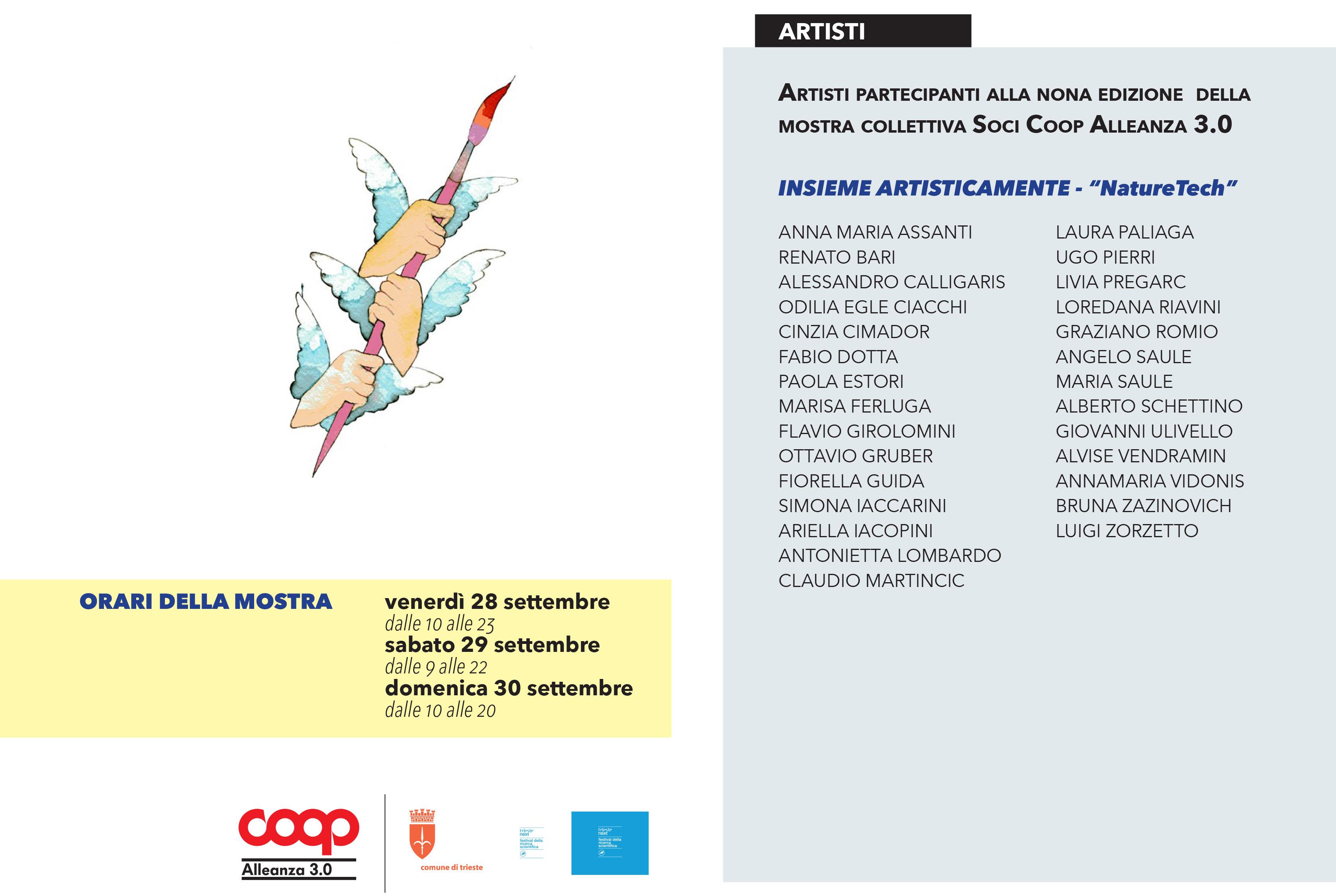 TRIESTE 2018 Invito Insieme Artisticamente - Copia-2