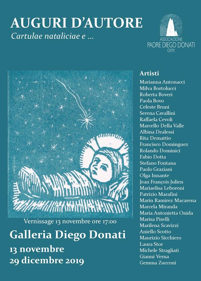 Mostra a Perugia dicembre 2019